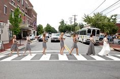 reminiscent of the Beatles (Carley Rehberg Photography.)