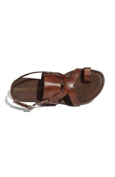 Franco Sarto Gia Sandal - I need me some new Jesus sandals... I miss mine :(
