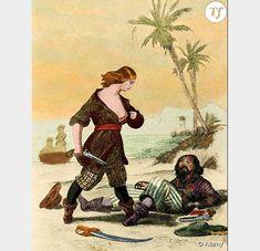 Il n'y a pas que les hommes qui peuvent être cruels, sanguinaires et barbares. Tout au long de l'histoire, des femmes à poigne se sont également imposées dans l'impitoyable monde de la piraterie. Portraits.