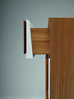 Chest of drawers from Gio Ponti's Cassettone series designed in 1956. Courtesy of Molteni & Co.
