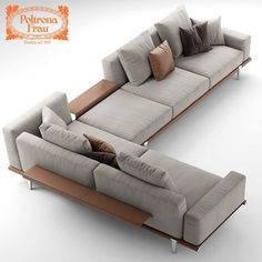 Living Room Sofa Set Furniture 67 Ideas For 2019 Sofa Set Designs, Wooden Sofa Designs, Wooden Sofa Set, Wood Sofa, Living Room Sofa Design, Design Room, Bed Design, Living Room Designs, Living Room Sofa Sets