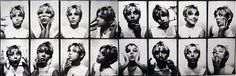 This is me fooling around, Edie Sedgwick style