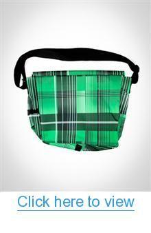 Yak Pak Plaid Messenger Bag #Yak #Pak #Plaid #Messenger #Bag