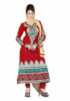 #Fabdealdotcom #Indian #Designer #Pure #Georgette #Maroon #Embroidered #Salwar Fabdeal, http://www.amazon.co.uk/dp/B00IRB7ING/ref=cm_sw_r_pi_dp_qa7rtb1276AYY