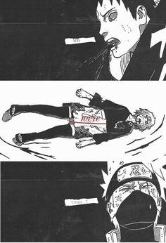 Obito, Rin, & Kakashi.