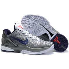f0efcaf30224 Nike Zoom Kobe 6 China Edition Grey Blue Sport Nike Foamposite