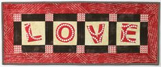Fall in love with these Valentine's Day quilting patterns, from pillows to quilts and table runners. Perfect for all skill levels, they make great gifts.