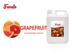Buy Grapefruit Syrup At $ 23.95-Fanale