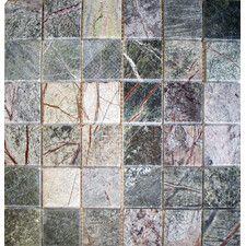 X Janus Red Roman Mosaic Mosaics Pinterest Janus Mosaics - 2x2 granite tile