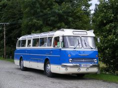 IKARUS Old bus