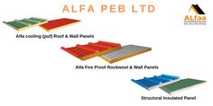 Puf Panel – Alfa is the leading manufacturers and suppliers of insulated sandwich puf panels in Bangalore, Chennai, Pune, Hyderabad, Kochi & Ahmedabad. Structural Insulated Panels, Kochi