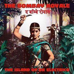 The Bombay Royale discovered using Shazam