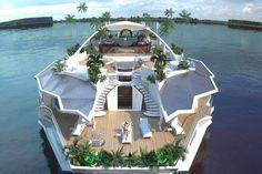Orsos Island, Lu0027île Motorisée Et Autonome Offrant Confort Et Liberté Home Design Ideas