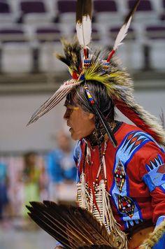 Men's Traditional Dance, via Flickr.