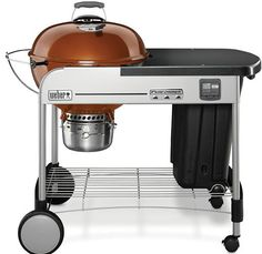 3. Weber 15402001 Performer Premium Charcoal Grill