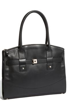 Halogen® Belted Tote available at Nordstrom