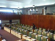 議会の内部-ジャマイカ - Wikipedia