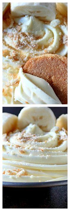Banana Cream Pudding Dip