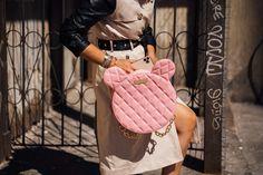 Lady Dior, Pink, Bags, Shopping, Products, Fashion, Handbags, Moda, Fashion Styles