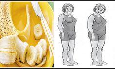 Pokud máte v úmyslu zhubnout, měli byste se pokusit konzumovat banány s teplou vodou. Tato úžasná kombinace akceleruje váš metabolismus a pomůže vám v procesu hubnutí, což je mnohem jednodušší, rychlejší a účinnější metoda, než všechny ostatní! Konzumujte 2 banány a 2 sklenice teplé vody každé