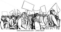 Political Protest Stock Images, Royalty-Free Images & Vectors ...