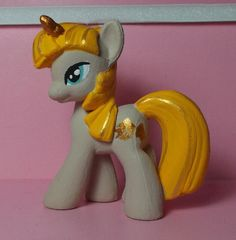 My Little Pony G2 to G4 Golden Glow by SanadaOokmai.deviantart.com on @DeviantArt