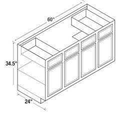 Best 119 Glenwood Beech 30Rbs Sink Base Cabinet At Menards 640 x 480