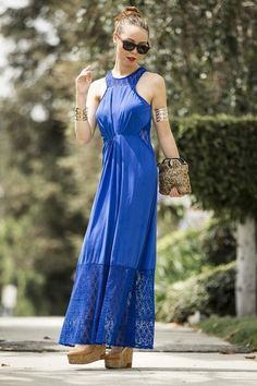 4 Ways to Restyle Classic Evening Dresses, Pt. 1