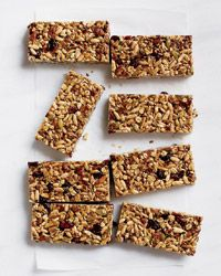 Cranberry-Pumpkin Seed Energy Bars Recipe