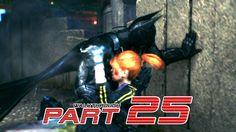 "Batman Arkham Knight - Walkthrough Gameplay Part 25 HD ""Arkham Boss"""