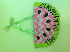 Summer door hanger!!!!$35!!!!