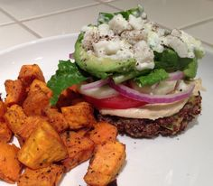 "True Food Kitchen Fashion Valley copy cat recipe for true food kitchen ""inside out (quinoa) burger"