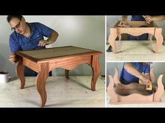 New Woodworking Furniture Design Mesas Ideas