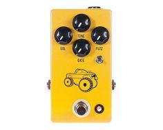 JHS Pedals 4 Wheeler V2 Bass Fuzz Pedal