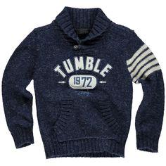 Tumble'n Dry | Jersey Tumble Azul