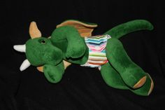 Ciroth- cotton velour dragon