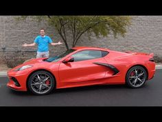 C8 General Discussion Doug Demuro Reviews The C8 Doug Score Is High I Know He Has Lots Of Haters Here But I Think He D In 2020 Chevy Corvette Corvette Hot Cars