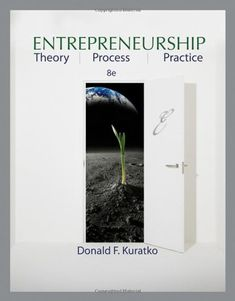 Entrepreneurship successfully launching new ventures 4th edition entrepreneurship theory process and practice by donald fandeluxe Gallery