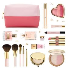 """""""Sweetheart Lover"""" by belenloperfido ❤ liked on Polyvore featuring beauty, Forever 21, Too Faced Cosmetics, Valentino, Estée Lauder, Yves Saint Laurent, AERIN, Giorgio Armani, shu uemura and Isaac Mizrahi"""