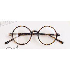 1920s Vintage Oliver Retro petites lunettes rondes 019 TGS Mode Cadres Lunettes