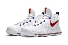 Kevin Durant's Nike KD9 Available Now