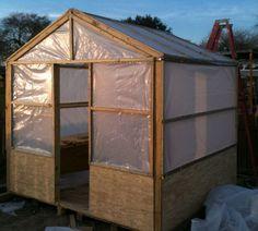 Gardening all year is feasible with the correct greenhouse plans and tips on how to backyard in them. It's true that lots of the extra elegant greenhouses may be expensive, so why not get tips for building a greenhouse of your own at half the price Diy Greenhouse Plans, Build A Greenhouse, Greenhouse Wedding, Outdoor Greenhouse, Cheap Greenhouse, Greenhouse Gardening, Greenhouse Heaters, Miniature Greenhouse, Homemade Greenhouse