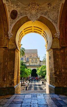 Puerta del Perdón, Mezquita de Córdoba