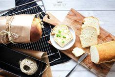 TOUSTOVÝ CHLÉB - . Allrecipes, Bread Recipes, Sushi, Cheese, Baking, Ethnic Recipes, Recipes, Brot, Bakken