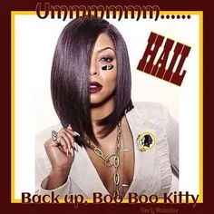 COOKIE SAYS YOUR EITHER ON THE EMPIRE TEAM OR YOUR ON THE RECEIVING END.bb ISN'T THAT RIGHT BOO BOO KITTY?.   Click PIN to Join and read the rest of the article and all the other great news updates shared by our Community members