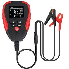 Heavy Duty Vehicle Automotive Battery Load Tester For 12V Car /& 24V Car Truck SG