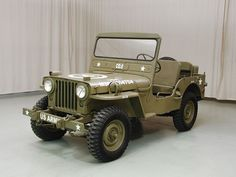 Facts About the 1952 Willys M38 Military Jeep: Modifications