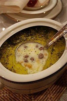 Lebeniye Çorbası Tarifi Güzel Çorba Tarifleri