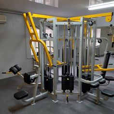 Gym Design, Layout Design, No Equipment Workout, Fitness Equipment, Academia, Training Workouts, Gain, Layouts, Sports