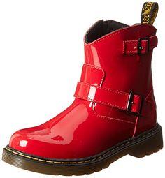 buy online d41d4 16f78 Ce nouveau modèle de la marque Dr Martens sera parfait pour les petits  pieds de vos